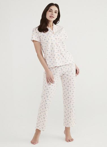 Penti Pijama Takım Pembe
